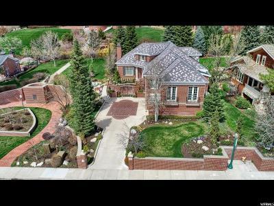Salt Lake City Single Family Home For Sale: 405 E 12th Ave N