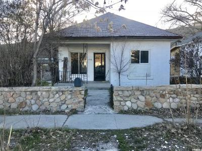 Helper Single Family Home For Sale: 378 S 300 W