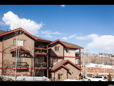 Park City Condo For Sale: 5501 N Lillehammer Ln #4208