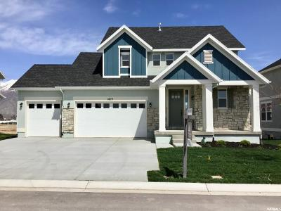 Mapleton Single Family Home Under Contract: 1019 S Yarrow Dr #22