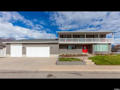 Orem Single Family Home Under Contract: 1668 N 800 W