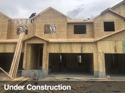 Lehi Townhouse For Sale: 3812 W 2330 N #353
