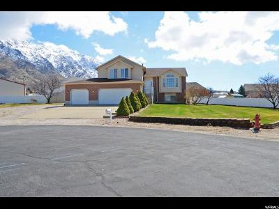 Willard Single Family Home Under Contract: 7587 S 570 W