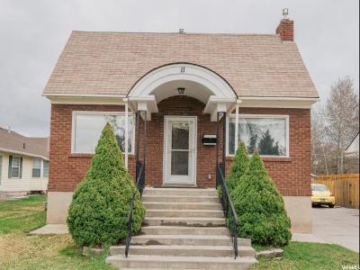 Preston Single Family Home For Sale: 11 S 2nd E