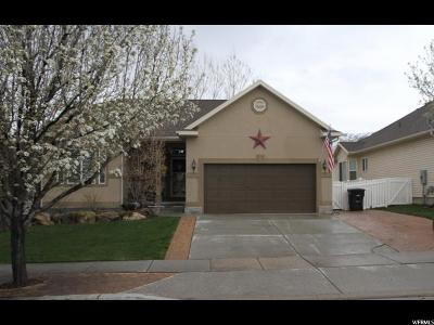 Tooele County Single Family Home For Sale: 5512 N Windsor Way