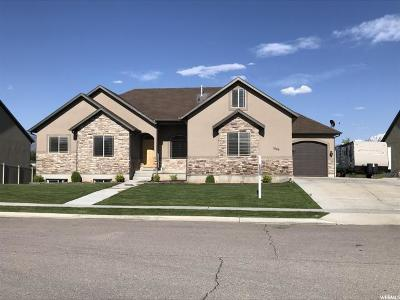 Lehi Single Family Home For Sale: 1545 S 825 W