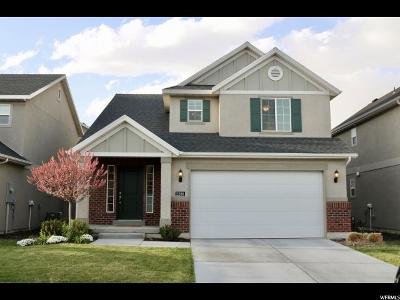 Pleasant Grove Single Family Home For Sale: 2288 W 610 S