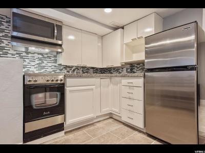 Salt Lake City Single Family Home For Sale: 2807 Chadwick E