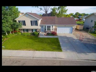 Pleasant Grove Single Family Home Under Contract: 473 W 1420 N