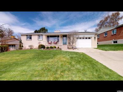 Holladay Single Family Home For Sale: 3023 E La Joya Dr
