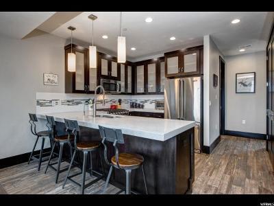 Park City Townhouse For Sale: 3808 Blackstone Drive #23