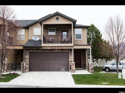 Pleasant Grove Townhouse For Sale: 1556 W 140 N