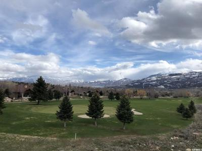 Weber County Residential Lots & Land For Sale: 4715 E Mountain Trail Ct