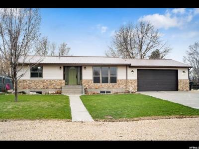 Wasatch County Single Family Home For Sale: 260 E 500 S