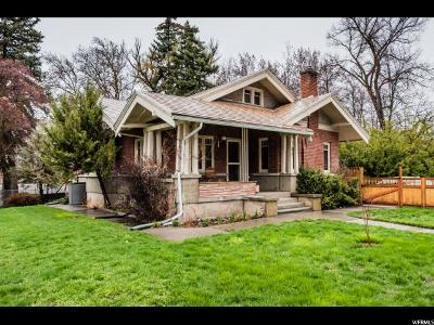 North Logan Single Family Home For Sale: 317 N Main St