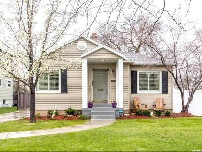 Salt Lake City Single Family Home For Sale: 2226 S Preston St