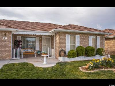 St. George Single Family Home For Sale: 1090 E 700 S #15