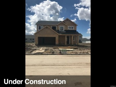 Weber County Single Family Home For Sale: 4131 W 6075 S #52