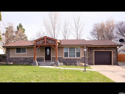 Avon Single Family Home For Sale: 273 W 300 N