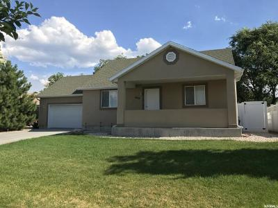 Tooele UT Single Family Home For Sale: $265,000