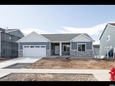 Spanish Fork Single Family Home For Sale: 743 N Slant Rd #92