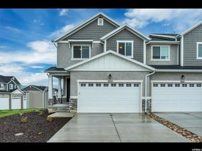 Lehi Townhouse For Sale: 1630 N 4230 W