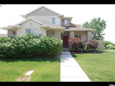 Lehi Single Family Home For Sale: 4373 N Pheasant Ridge Trl