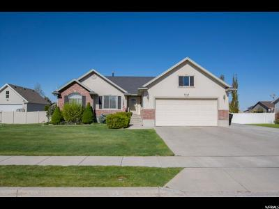 Weber County Single Family Home For Sale: 3523 N 3000 St W