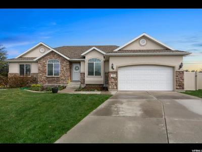 Lehi Single Family Home For Sale: 940 N 1750 W