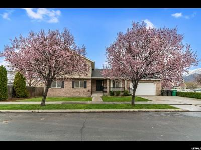 Provo Single Family Home For Sale: 1308 W 470 S