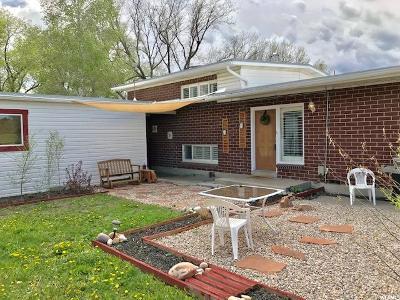 Salt Lake City Single Family Home For Sale: 1452 W Sunset Dr N