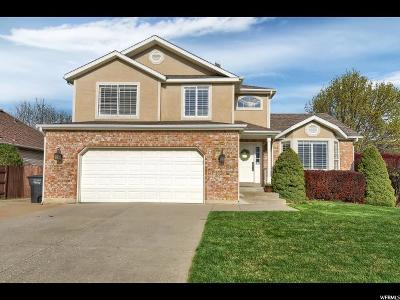 Kaysville Single Family Home For Sale: 1243 S 450 East E
