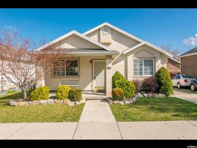 Draper Single Family Home Under Contract: 266 W Inauguration Rd S