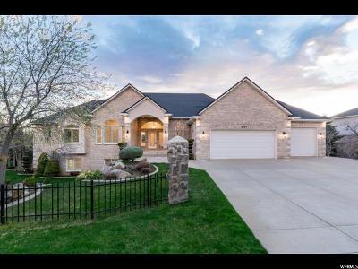 Ogden Single Family Home For Sale: 5191 Skyline Pkwy