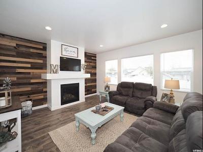 Riverton Single Family Home For Sale: 3696 W Creek Meadow Rd