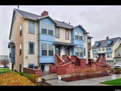 Draper Townhouse Under Contract: 444 W Long Creek Ln S