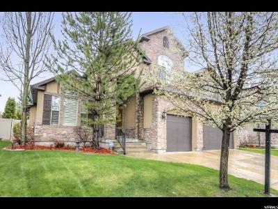 Salt Lake City Single Family Home For Sale: 6111 S Vine Bend Ln E