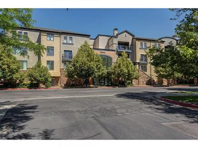 Provo, Orem Condo For Sale: 5005 N Edgewood Dr W #305