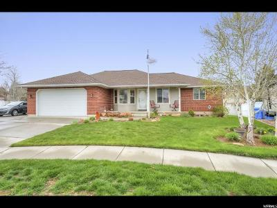 Riverton Single Family Home For Sale: 13288 S 2550 W