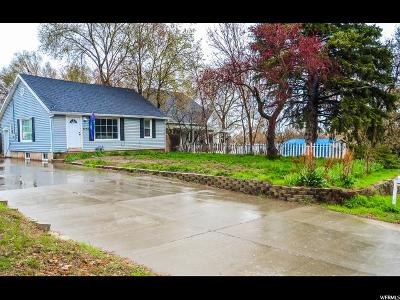 Weber County Single Family Home For Sale: 3179 S Quincy Ave