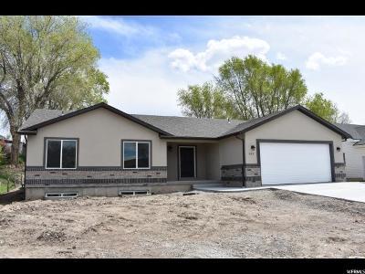 Payson Single Family Home For Sale: 433 E 600 S
