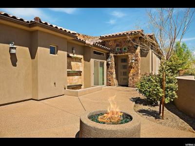 St. George Single Family Home For Sale: 1592 Apache Cir