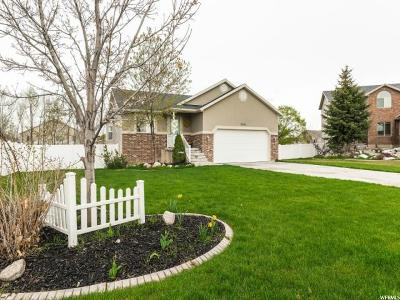 Clinton Single Family Home Under Contract: 2374 N 2845 W