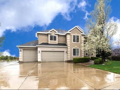 Draper Single Family Home For Sale: 2018 E Montane Cv