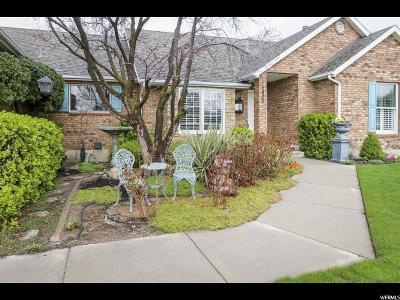 Draper Single Family Home For Sale: 13823 S Ranch Cir