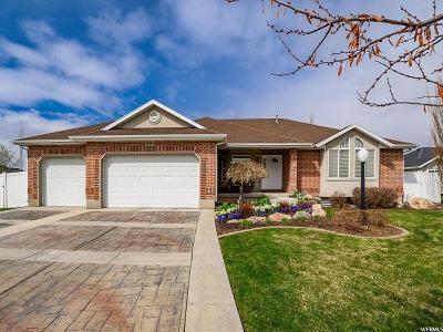 Davis County Single Family Home For Sale: 1196 S 2200 W