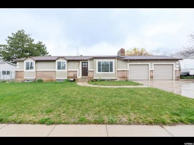 Single Family Home For Sale: 879 E 300 S
