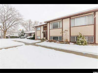 Orem Townhouse For Sale: 337 E Oakwood Dr