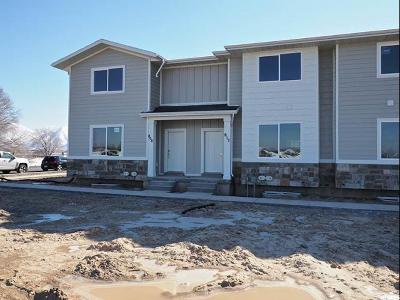 Spanish Fork Townhouse For Sale: 825 S 1710 E
