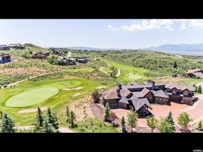 Park City Single Family Home For Sale: 3220 Antler Ct